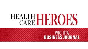 Health Care Hero Logo