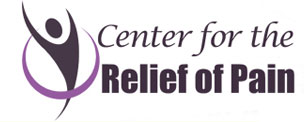 Logo: Center for Relief of Pain